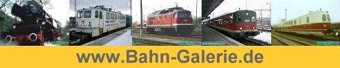 Banner: www.Bahn-Galerie.de